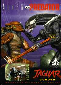 Alien vs Predator for Atari Jaguar